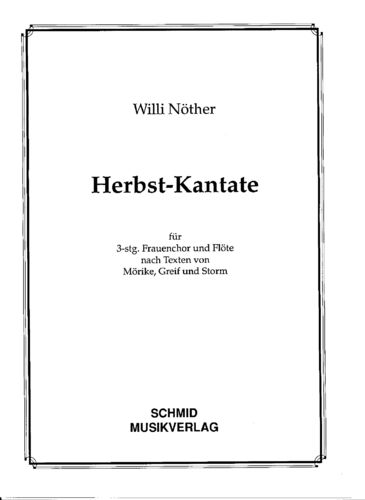 Herbst Kantate
