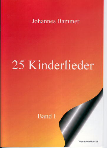 25 Kinderlieder Band I / Download