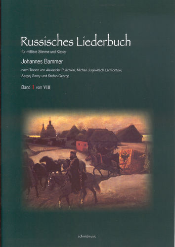 Russisches Liederbuch Band I