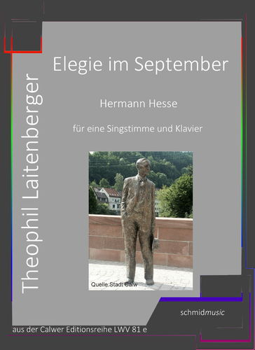 Elegie im September