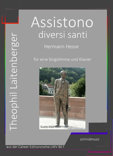 Assistono diversi santi - Download