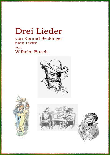 Drei Lieder - Download