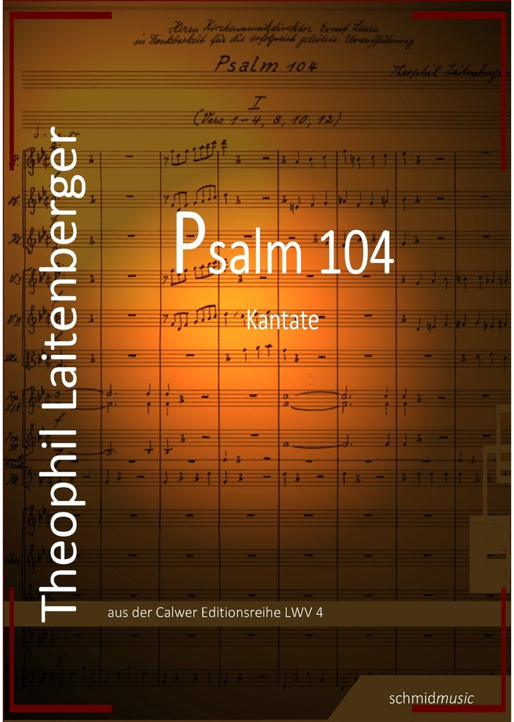 Psalm 104 Kantate Download